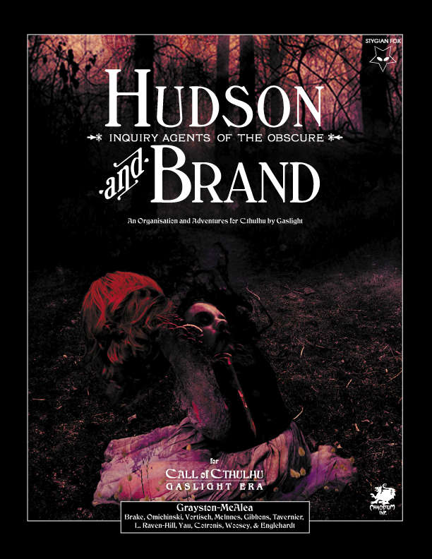 Hudson and Brand