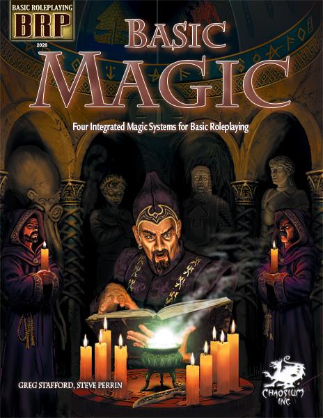 BRP Magic Book