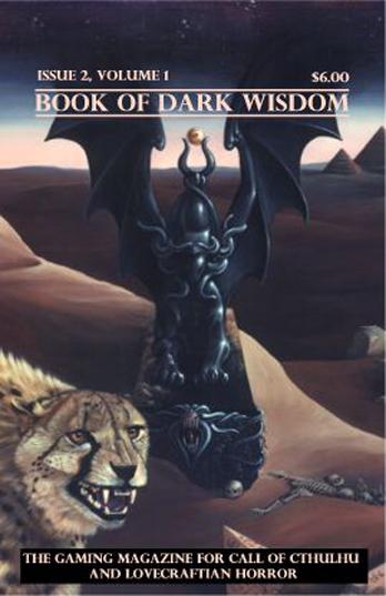 Book of Dark Wisdom (issue 2, vol. 1)