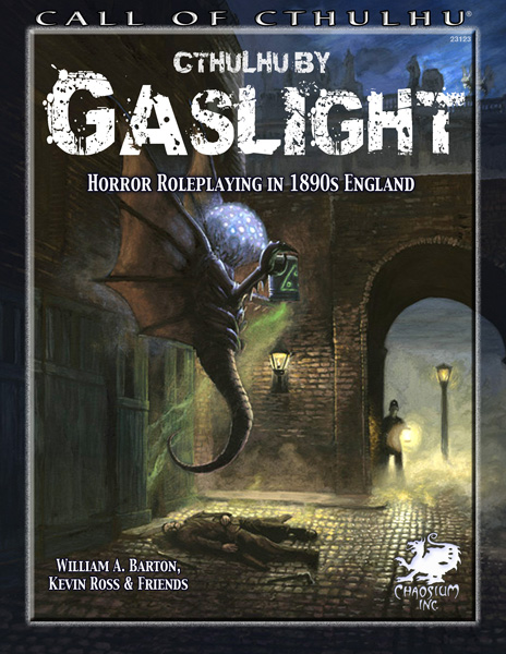 Cthulhu by Gaslight 3rd Edition